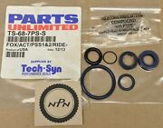 New Nos Parts Unlimited Fox Act Pss1 Pss2 Ride Shock Rebuild Kit Ts-68-7ps-s
