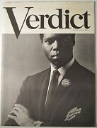 Vintage 1964 Barry Goldwater Button African American Supporter Verdict Magazine