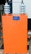 Westinghouse Dv 55 Uf 15kv Dc High Voltage Energy Storage Capacitor 5ph349001aaa