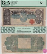Unknown Issuer Advertising 3 Note Vlack Type 8 Pcgs 12 Not Stamped
