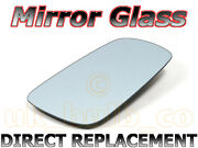 New Wing Mirror Glass Renault Traffic Driver 01-