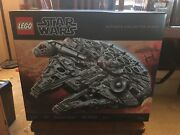 Lego Star Wars Ucs Millennium Falcon 75192 New In Box In Hand Ready To Ship