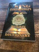 The King James Bible's Built-in Dictionary By Barry Goddard Isbn 9780979411724.