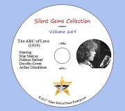 Dvd The Abc Of Love 1919 Starring Mae Murray, Classic Silent Drama