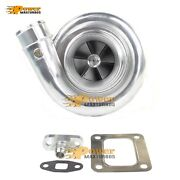 T72 Universal Performance Turbo Turbocharger Deleted Exhaust Housing