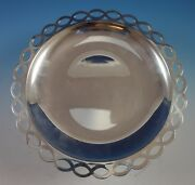 And Co. Sterling Silver Bowl With Pierced Scalloped Rim 25247 1704