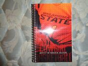 2011-12 Oklahoma State Cowgirls Basketball Media Guide Yearbook Brad Budke Ad