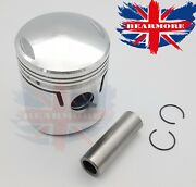 Piston Pin And Cir Clip Assemble Size .020 For Royal Enfield Bullet 350 Cc
