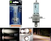 Sylvania Silverstar 9003 Hb2 H4 60/55w One Bulb Head Light Replace Motorcycle