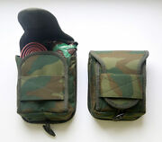 Russian Spetsnaz First Aid Medical Pouch In Flora Camo