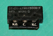 Micro Switch, Dt-2r-a7, Ms25008-1, Micro Snap Button Limit Switch 10amp 125/250v