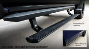 Amp Research Powerstep Xl Running Boards Fits '09-'14 Ford F150 Truck Crew Cab
