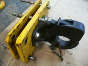 Utv Utility Vehicle Tow Hitch Small Pintle Hook Trailer Hitch And Mount