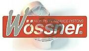 Porsche 966 911 Carrera / 4 And 4s 3.6 24v Wossner Forged Piston Kit