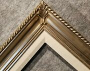 3.25 Silver Wood Antique Picture Frame Photo Art Gallery 296sl Frames4art