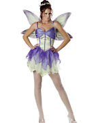 Naughty Nymph Elite Collection Fairy Tale Tinkerbell Adult Halloween Costume