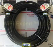 Timesandreg 230and039 Lmr600 Antenna Jumper Patch Coax Cable N Male Conectr Cb Ham Rf Gps