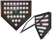 3000 Hit Club Homeplate Shaped Display Case - For The Serious Sports Collector