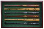 6 Baseball Bat Display Case - The Finest Display Case On The Market Today