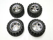 New Traxxas T-maxx 3.3 Wheels And Tires 6.3 Rx33