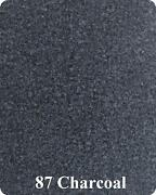 16 Oz Cutpile Marine Outdoor Bass Boat Carpet 1st Quality 6and039 X25and039 Charcoal