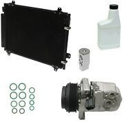 Ryc Reman Complete Ac Compressor Kit Ig330 With Condenser