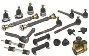 Polygraphite Super Front End Kit 1971-72 Chevy/olds/pont A Body W/alum Sleeves