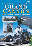 Steam To The Grand Canyon Dvd Pentrex Santa Fe 3751 Los Angeles To Williams New