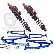 Elka Stage 4 Front Shocks Jd Performance A-arms Suspension Honda 400ex Trx450