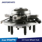 Front Wheel Hub Bearing Assembly Fits F150 Heritage Expedition And Abs 4wd 515079