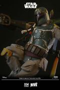 Xm Studios - Star Wars - Boba Fett Premium Collectibles Statue In Stock