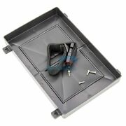 Marine Boat Plastic Battery Tray Box With Strap For Rv Truck 11.4 7.3 1