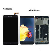Lcd Display Touch Screen Assembly W/ Frame For 6 Zte Zmax Pro Z981 Lte Metropcs