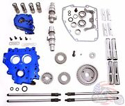 Andrews Feuling Gear Drive Driven Big Twin Cam Camshaft Kit Harley Touring 64g