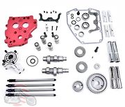 Sands Andrews Fueling Gear Drive Driven Big Twin Cam Engine Kit Package Harley 37g