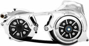 Bdl Chrome 2 Open Primary Kit Upgrade Belt Drive Harley 2017-2020 Touring M8