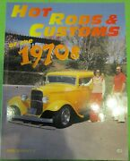 Hot Rods And Customs Of The 1970s By Andy, Jr. Southard 1998, Paperback