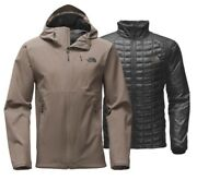 The Menand039s Thermoball Triclimate Jacket Please Contact Me Before Buyin
