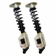 2005-2014 Ford Mustang Tq Series Coilover Struts By Ridetech - Front - Pair And039