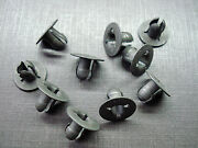 10 Pcs Nors Steel Insulation Stud Retainer Clips For 1964 Ford 378203-s2