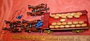 Vintage Price Products Cast Iron 6 Horses Beer Wagon Bellmawr N.j.