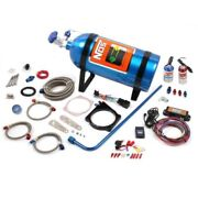 Nitrous Oxide Systems 05164 90mm Gm Ls W/4-bolt Drive-by-wire Throttle System