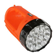 High Powered Rechargeable 15 Led Wall Socket Charging Flashlight