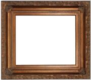 6 Wide Bronze Ornate Antique Oil Painting Wood Picture Frames4art 9207dg
