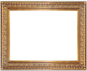 6.75 Wide Gold Ornate Antique Oil Painting Wood Picture Frames4art 9208g