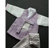 Hanbok New Year Birthday Party Costume Korean Traditional Baby Toddler Boy Pg
