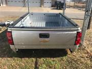 2017 Chevy Silverado Bed Tailgate Bumper And Lights