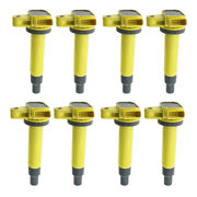 8pc Jto277y Ignition Coil Uf230 9091902230 For Toyota Lexus