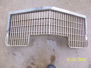 1971 Cadillac Eldorado Grill And Trim Oem Used Radiator Grille Front And Top Trim