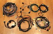 1957 Chevy Wire Harness Kit 2 Door Station Wagon With Alternator Wiring Usa Made